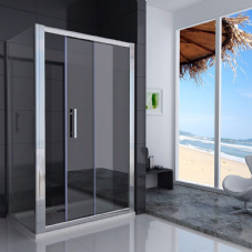 Sliding shower doors for 1300 mm sliding shower door